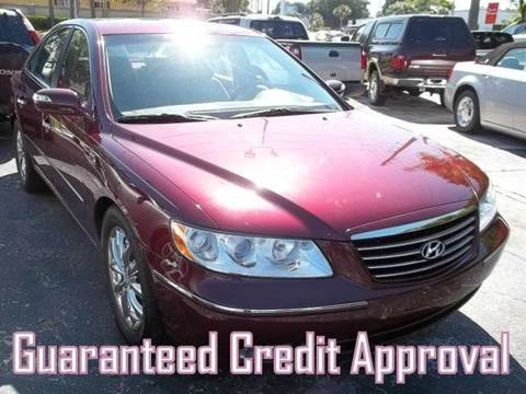 2008 Hyundai Azera for sale in Clearwater, FL