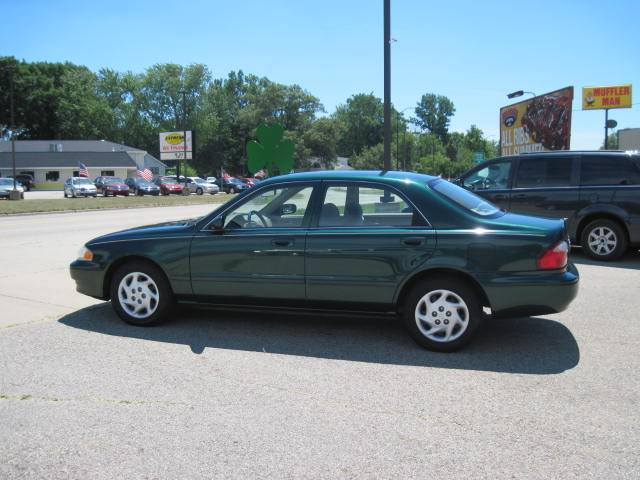 2000 Mazda 626 LX 4dr Sedan   Holland MI