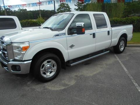 2011 Ford F-250 Super Duty for sale in Mobile, AL