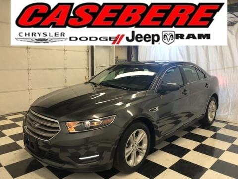 2017 Ford Taurus for sale in Bryan, OH
