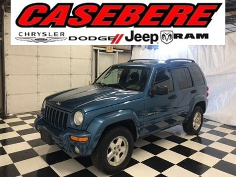 2003 Jeep Liberty for sale in Bryan, OH