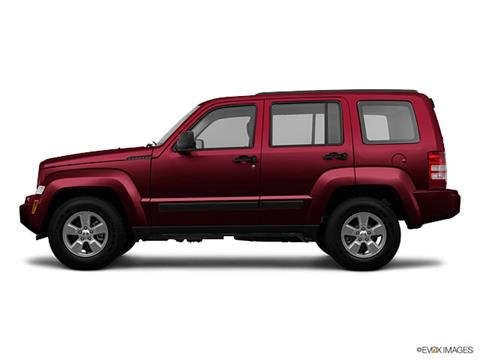 2012 Jeep Liberty for sale in Bryan, OH