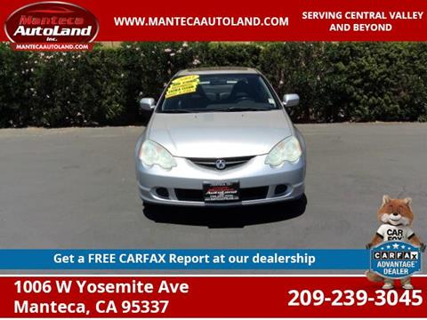 2003 Acura RSX for sale in Manteca, CA