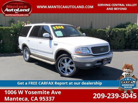 2000 Ford Expedition for sale in Manteca, CA