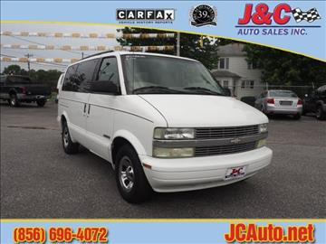 2001 Chevrolet Astro