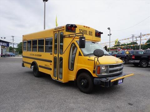 2001 Chevrolet G3500 for sale in Vineland NJ