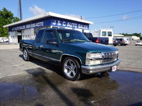 1996 Chevrolet C/K 1500 Series for sale in Vineland, NJ