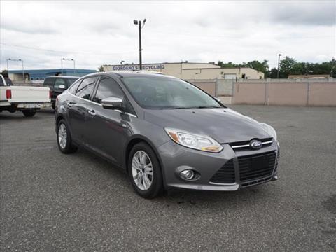 2012 Ford Focus for sale in Vineland NJ