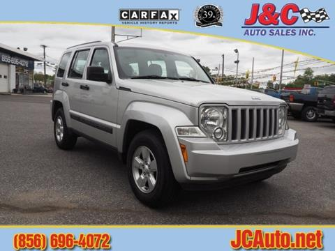 2012 Jeep Liberty for sale in Vineland NJ