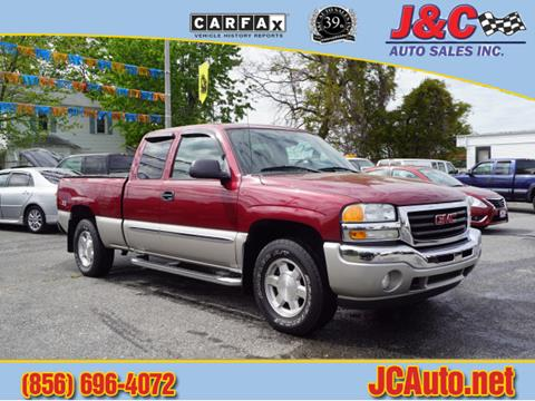 2006 GMC Sierra 1500 for sale in Vineland, NJ