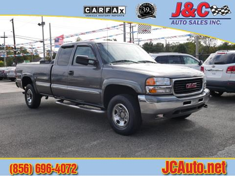 2000 GMC Sierra 2500 for sale in Vineland, NJ