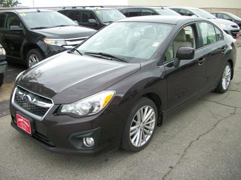 2013 Subaru Impreza for sale in Sanford, ME