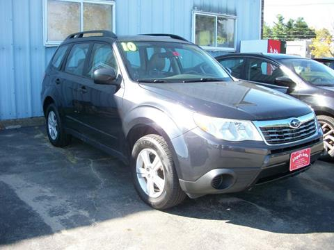 2010 Subaru Forester for sale in Sanford, ME