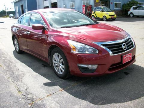 2015 Nissan Altima for sale in Sanford, ME