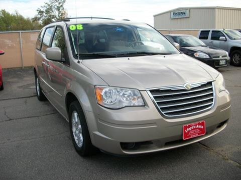 2008 Chrysler Town and Country for sale in Sanford, ME