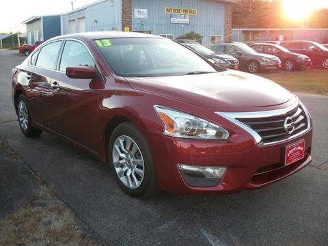 2013 Nissan Altima for sale in Sanford, ME