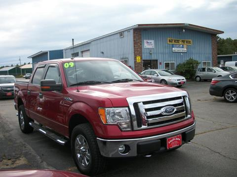 2009 Ford F-150 for sale in Sanford, ME