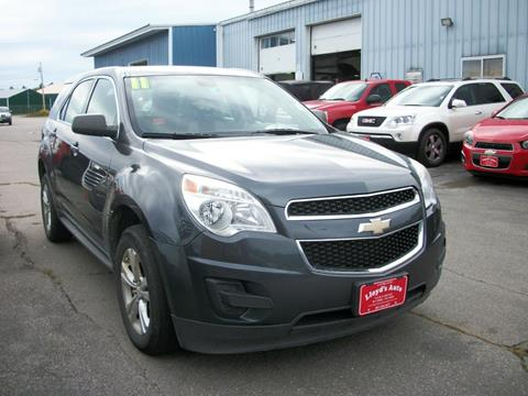 2011 Chevrolet Equinox for sale in Sanford, ME