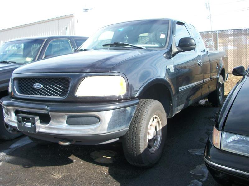 1998 Ford F 150 Supercab 4 In Sanford Me Lloyds Auto Sales Svc