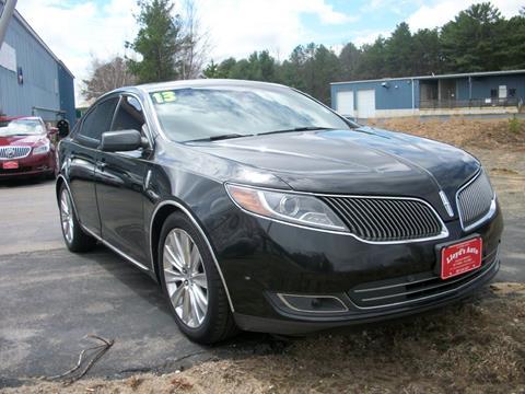 2013 Lincoln MKS for sale in Sanford, ME