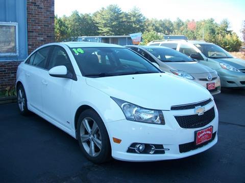 2014 Chevrolet Cruze for sale in Sanford, ME