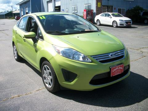 2011 Ford Fiesta for sale in Sanford, ME