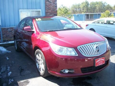 2010 Buick LaCrosse CXL for sale at Lloyds Auto Sales & SVC in Sanford ME