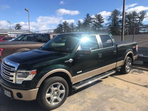 2013 Ford F-150 for sale at Lloyds Auto Sales & SVC in Sanford ME