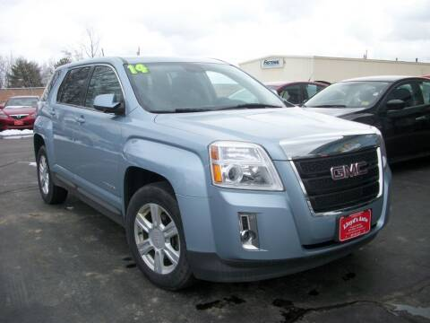 2014 GMC Terrain SLE-1 for sale at Lloyds Auto Sales & SVC in Sanford ME
