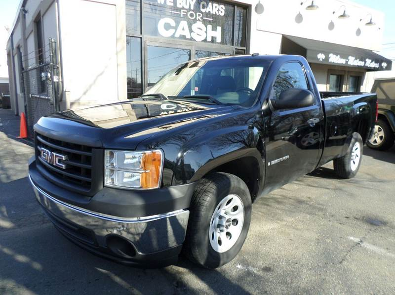 2009 GMC Sierra 1500 for sale at Wilson-Maturo Motors in New Haven Ct CT