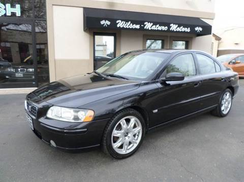 2005 Volvo S60 for sale at Wilson-Maturo Motors in New Haven Ct CT
