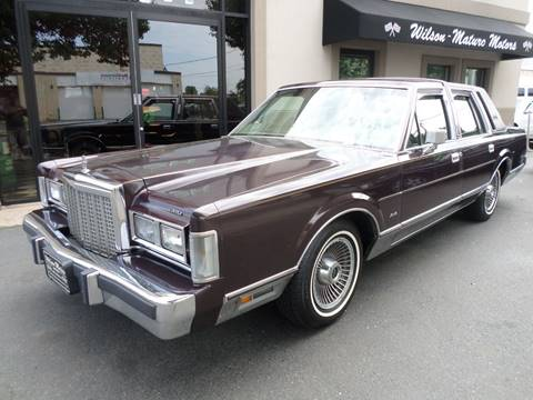 1986 lincoln town car for sale in mora mn carsforsale 1998 Lincoln Town Car 1986 lincoln town car for sale in new haven ct ct