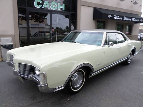 1968 Oldsmobile Delta Eighty-Eight for sale in New Haven Ct, CT