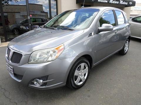 2009 Pontiac G3 for sale in New Haven Ct, CT
