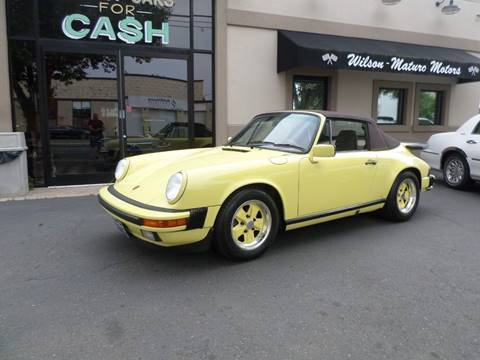 1987 Porsche 911 for sale in New Haven Ct, CT