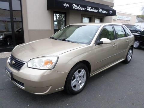 2006 Chevrolet Malibu Maxx for sale in New Haven Ct, CT