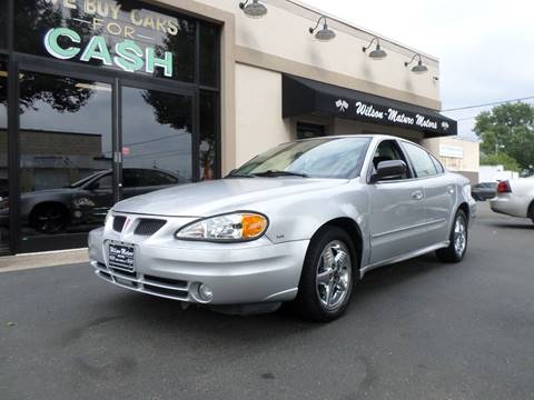 2003 Pontiac Grand Am for sale in New Haven Ct, CT
