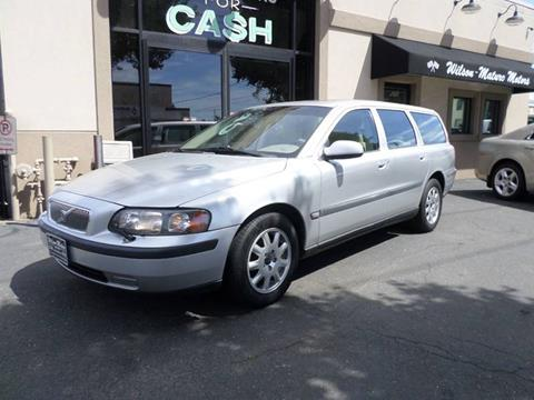 2002 Volvo V70 for sale at Wilson-Maturo Motors in New Haven Ct CT