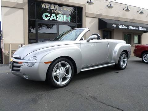 2004 Chevrolet SSR for sale in New Haven Ct, CT