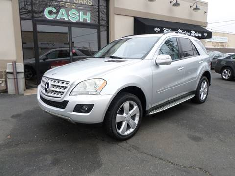 2009 Mercedes-Benz M-Class for sale at Wilson-Maturo Motors in New Haven Ct CT