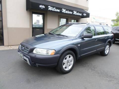 2005 Volvo XC70 for sale at Wilson-Maturo Motors in New Haven Ct CT