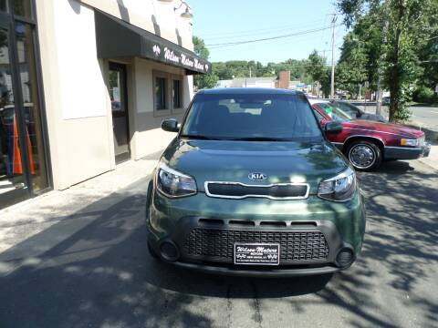 2014 Kia Soul for sale at Wilson-Maturo Motors in New Haven Ct CT