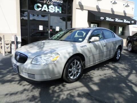 2007 Buick Lucerne for sale at Wilson-Maturo Motors in New Haven Ct CT