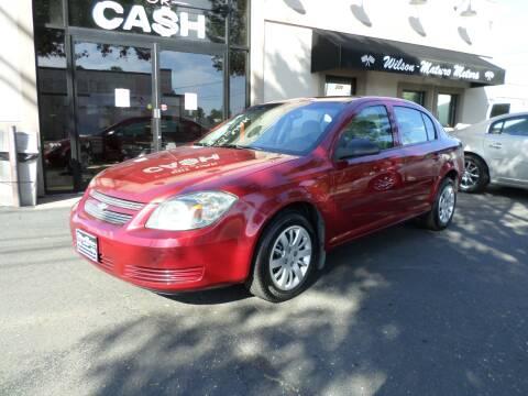 2010 Chevrolet Cobalt for sale at Wilson-Maturo Motors in New Haven Ct CT