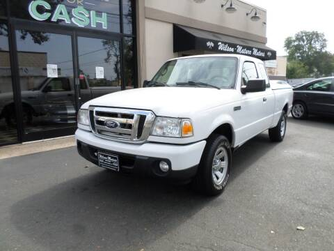 2011 Ford Ranger for sale at Wilson-Maturo Motors in New Haven Ct CT