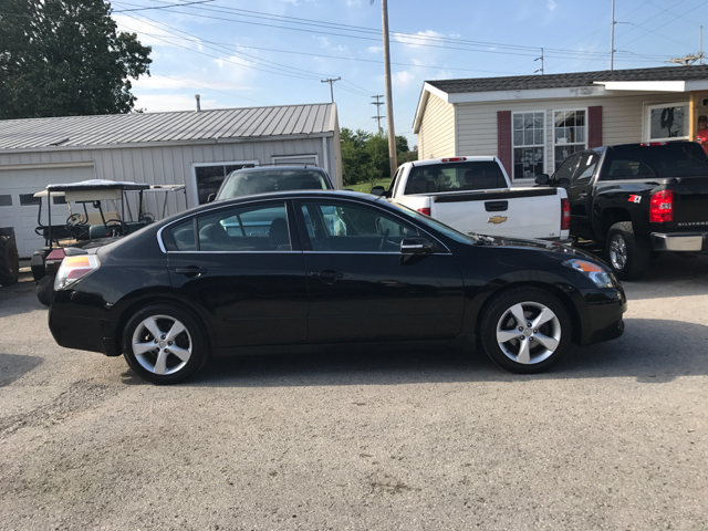 2007 Nissan Altima 35 Se 4dr Sedan 35l V6 In Cadiz Ky Kings