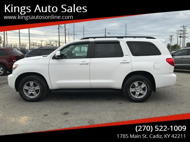 1176432950 - 2011 Toyota Sequoia Sr5 4x4