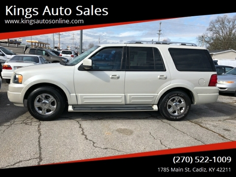 2005 Ford Expedition for sale at Kings Auto Sales in Cadiz KY