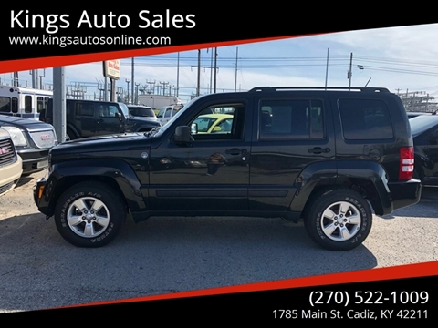 2012 Jeep Liberty for sale in Cadiz, KY
