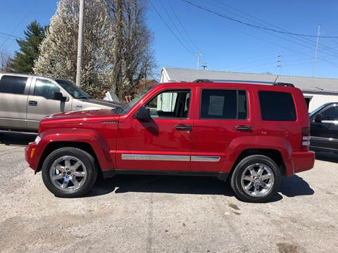 2008 Jeep Liberty for sale in Cadiz, KY